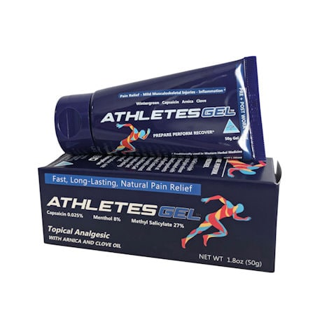 Athlete's Pain Relieving Gel