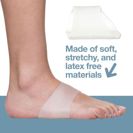 Gel Arch Support Sleeves