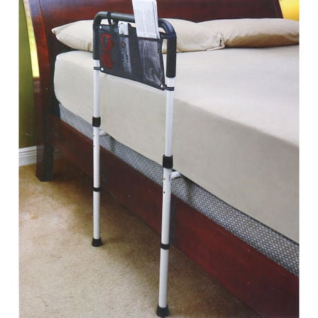 Bed Rail with Pouch