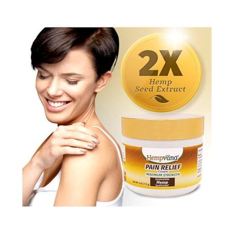 Hempvana® Gold Cream