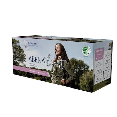ABENA Light Protective Pads-Ultra Mini Level 0