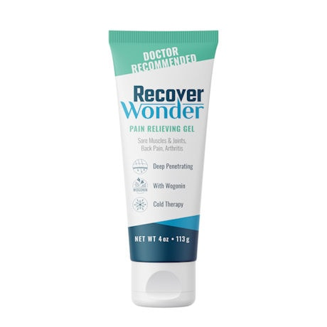 Recover Wonder Cold Therapy Gel