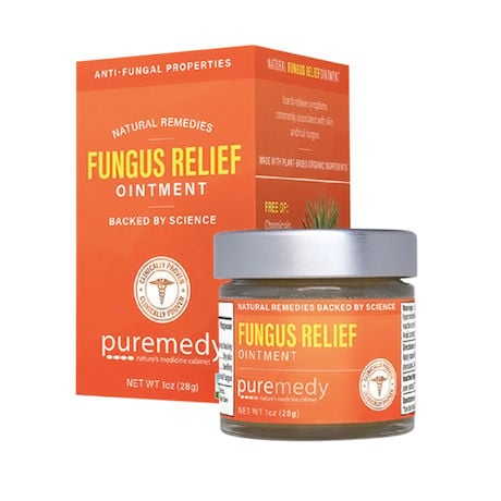 Toe & Nail Fungus Relief Ointment 1 oz.