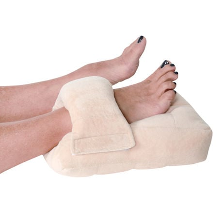 Heel Support Plush Sleep Cushion