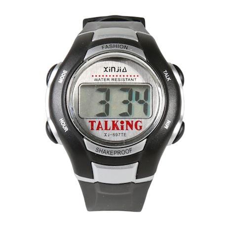 Unisex Talking Digital Watch