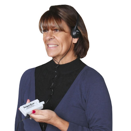 SuperEar® SE5000 Hearing Amplifier