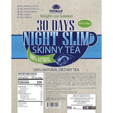Night Slim Skinny Tea