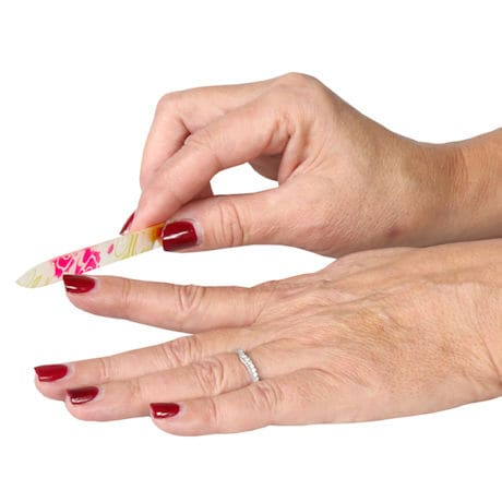 Floral Nail File