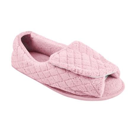 Muk Luks® Micro Chenille Adjustable Slippers