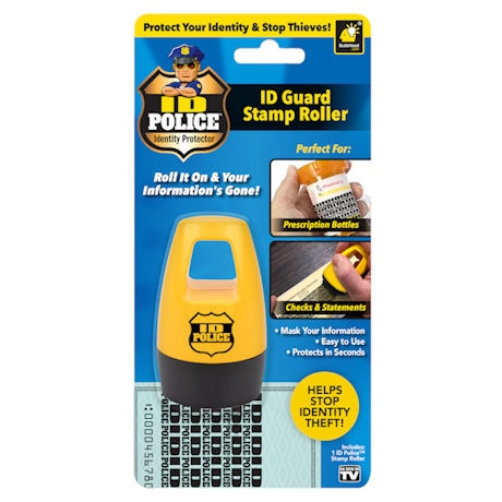 ID Police™ ID Guard Stamp Roller