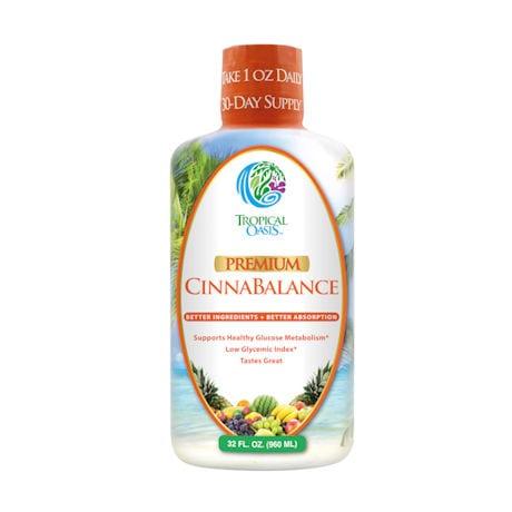 CinnaBalance™ Liquid Cinnamon Bark