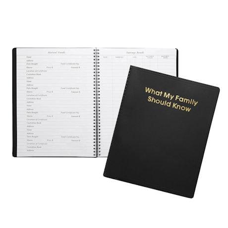 Family Records Book