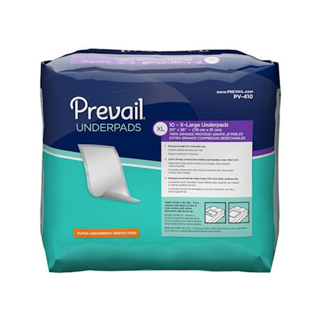 Prevail® Extra Large Underpads