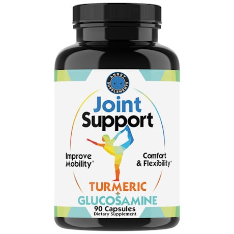 Joint Support with Turmeric & Glucosamine