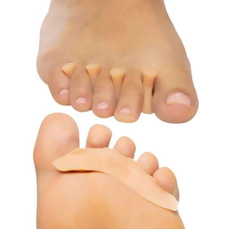 No Loop Toe Crest