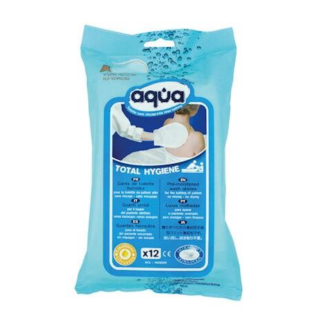 Aqua No Rinse Bathing Glove
