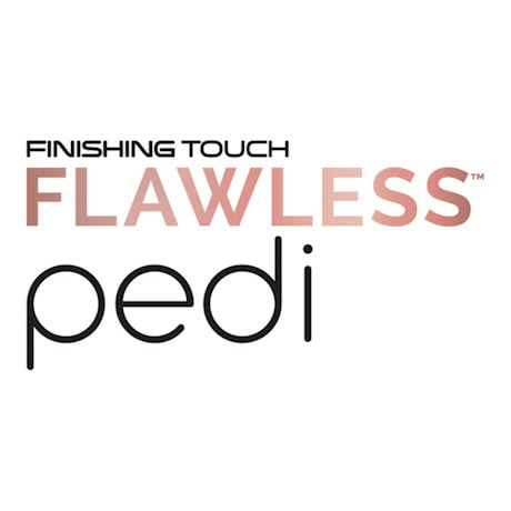 Flawless™ Pedi and Set of 3 Replacement Rollers