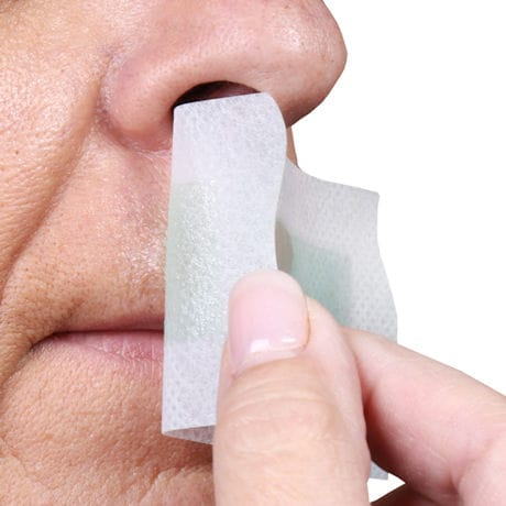 Facial Waxing Strips