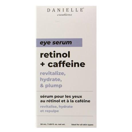 Retinol + Caffeine Eye Serum