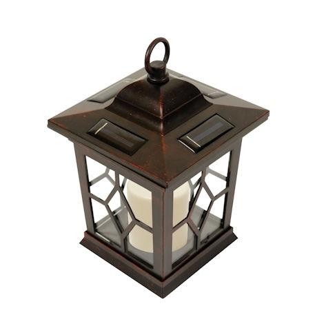 Solar Lantern LED Candle Light