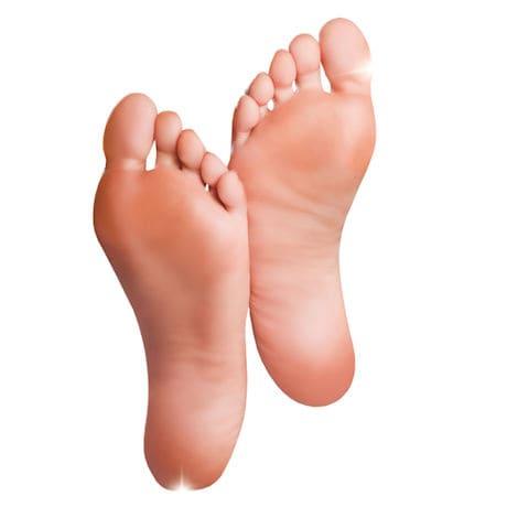 Genie Feet™ Foot Exfoliating Cream