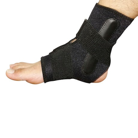 Ankle Support with Stabilizer