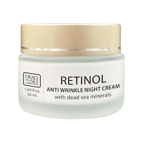 Retinol Day & Night Duo Facial Skin Cream