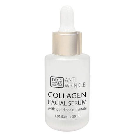 Dead Sea Collection® Collagen Facial Serum/Day Cream/Night Cream