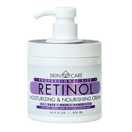 Spa Size Retinol Face Neck and Hand Cream