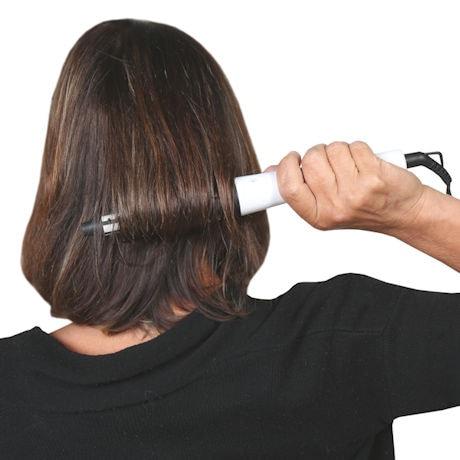 Curling Brush Iron