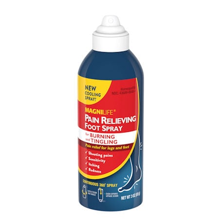 Pain Relieving Foot Spray