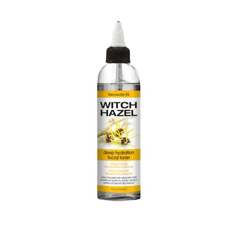 Dermactin-TS Witch Hazel Daily Facial Cleanser and Deep Hydration Toner
