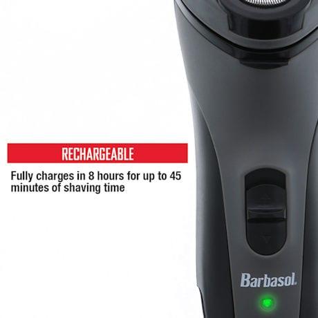 Barbasol® Rotary Shaver
