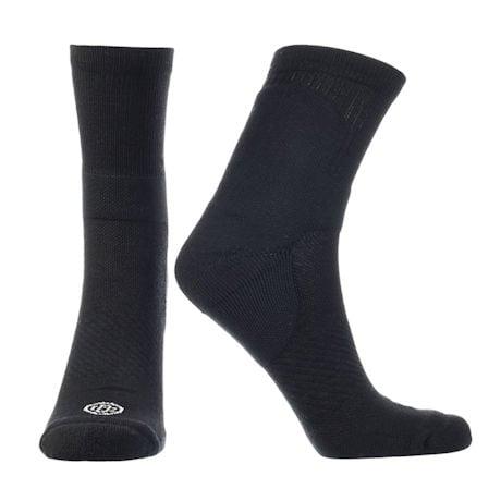 Doctor's Choice Unisex Plantar Fasciitis Crew and No Show Length Socks