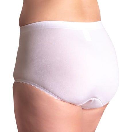 Seamless Incontinence Panties - Single