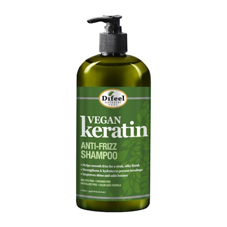 Keratin Anti-Frizz Hair Mask, Shampoo, or Conditioner