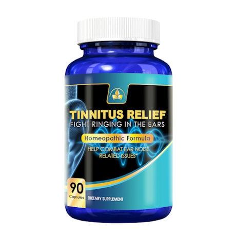 Tinnitus Relief Capsules