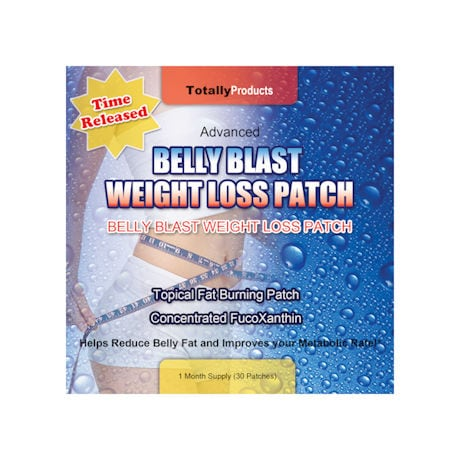 Belly Blast Weight Loss Patches