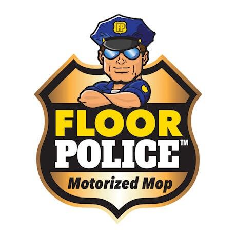 Floor Police™ Motorized Spin Mop