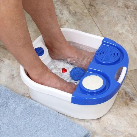 Pro Comfort Foot Bath Massager