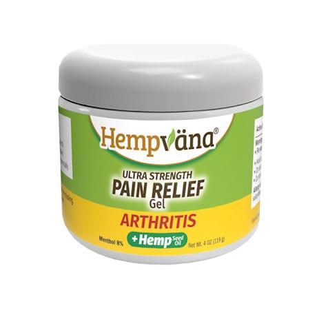 Hempvana® Arthritis Ultra Strength Pain Relief Gel
