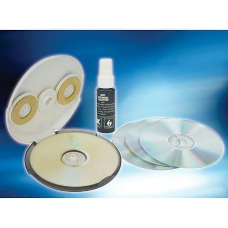 CD/DVD Disc Repair Kit