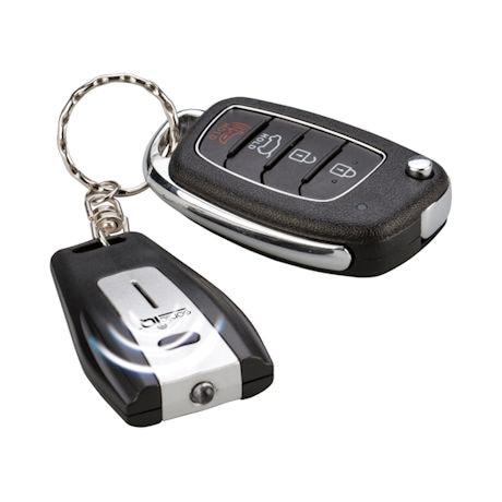 Whistle Keychain Finder