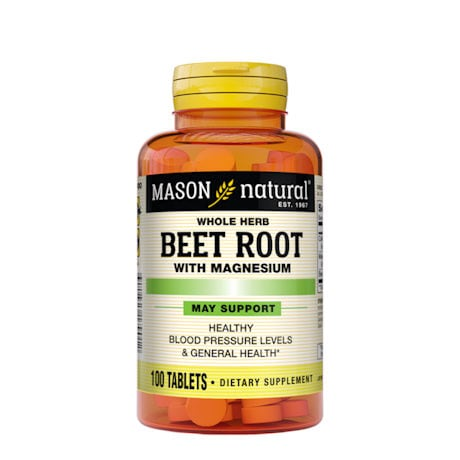 Beet Root with Magnesium Tablets