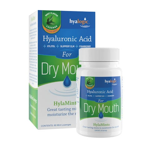 HylaMints™ Dry Mouth Lozenges