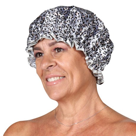 Satin Shower Cap