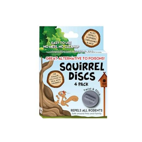Squirrel Repellent Discs
