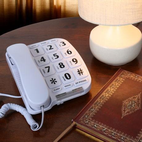 Easy Hear Big Button Phone
