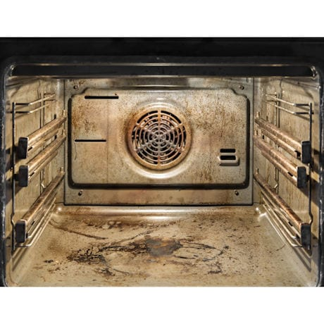 60 Second Oven Cleaner