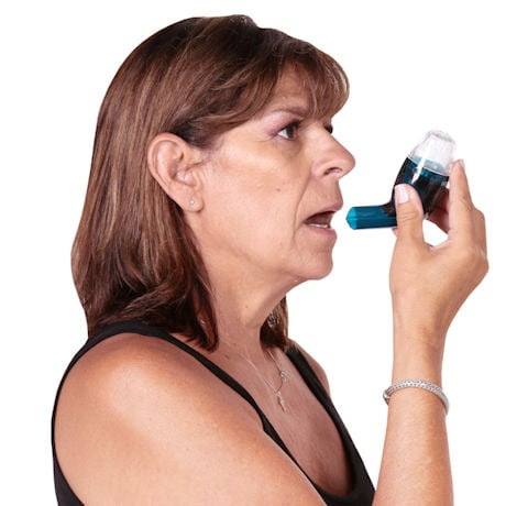 AirPhysio Breathing Device